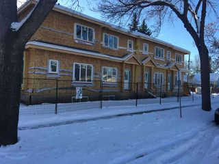 Main Photo: 2 10405 113 Avenue in Edmonton: Zone 08 Attached Home for sale : MLS®# E4137819