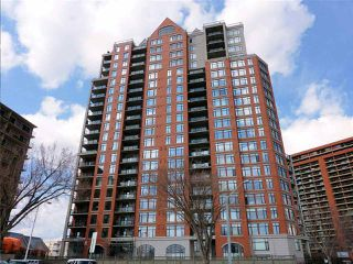 Main Photo: 1406 9020 JASPER Avenue in Edmonton: Zone 13 Condo for sale : MLS®# E4138425