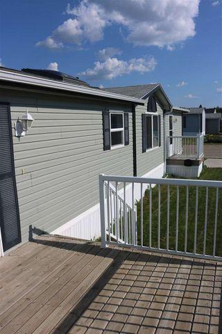 Photo 24: 432 Oak Wood Crescent Avenue in Edmonton: Zone 42 Mobile for sale : MLS®# E4141131