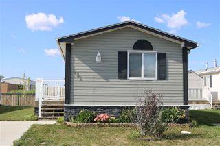 Photo 1: 432 Oak Wood Crescent Avenue in Edmonton: Zone 42 Mobile for sale : MLS®# E4141131