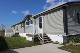 Photo 2: 432 Oak Wood Crescent Avenue in Edmonton: Zone 42 Mobile for sale : MLS®# E4141131