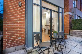 "Photo 16: 105 2688 VINE Street in Vancouver: Kitsilano Townhouse for sale in ""TREO"" (Vancouver West)  : MLS®# R2335789"