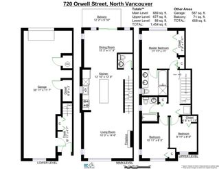 "Photo 20: 720 ORWELL Street in North Vancouver: Lynnmour Townhouse for sale in ""Wedgewood by Polygon"" : MLS®# R2347967"