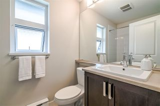 "Photo 16: 720 ORWELL Street in North Vancouver: Lynnmour Townhouse for sale in ""Wedgewood by Polygon"" : MLS®# R2347967"