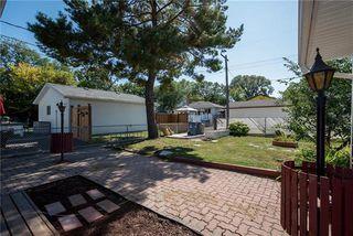 Photo 16: 242 Hazel Dell Avenue in Winnipeg: East Kildonan Residential for sale (3D)  : MLS®# 1907573