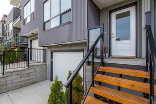 "Photo 2: 9 36099 WATERLEAF Place in Abbotsford: Abbotsford East Townhouse for sale in ""Vantage at Whatcom"" : MLS®# R2359732"