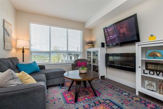 "Photo 3: 9 36099 WATERLEAF Place in Abbotsford: Abbotsford East Townhouse for sale in ""Vantage at Whatcom"" : MLS®# R2359732"