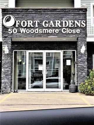 Photo 1: 440 50 Woodsmere Close: Fort Saskatchewan Condo for sale : MLS®# E4153038