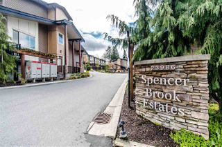 "Photo 3: 13 23986 104 Avenue in Maple Ridge: Albion Townhouse for sale in ""SPENCER BROOK ESTATES"" : MLS®# R2361295"