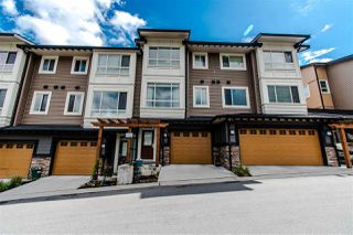 "Main Photo: 13 23986 104 Avenue in Maple Ridge: Albion Townhouse for sale in ""SPENCER BROOK ESTATES"" : MLS®# R2361295"