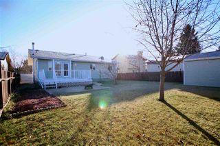 Photo 28: 158 Garwood Drive: Wetaskiwin House for sale : MLS®# E4153920