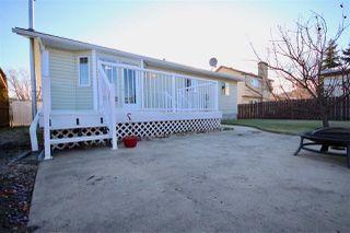 Photo 25: 158 Garwood Drive: Wetaskiwin House for sale : MLS®# E4153920