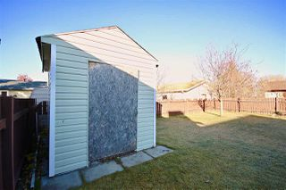 Photo 29: 158 Garwood Drive: Wetaskiwin House for sale : MLS®# E4153920