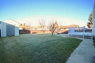 Photo 27: 158 Garwood Drive: Wetaskiwin House for sale : MLS®# E4153920