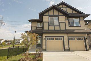 Photo 1: 2850 COUGHLAN Green in Edmonton: Zone 55 House Half Duplex for sale : MLS®# E4156026