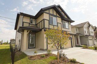Photo 2: 2850 COUGHLAN Green in Edmonton: Zone 55 House Half Duplex for sale : MLS®# E4156026