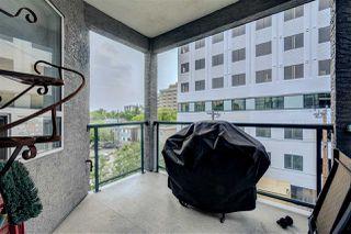 Photo 19: 402 10046 110 Street in Edmonton: Zone 12 Condo for sale : MLS®# E4160344