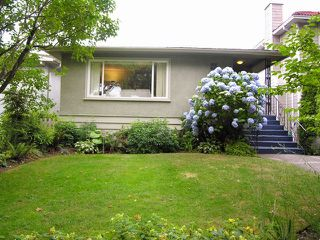 Photo 1:  in Vancouver: Marpole Home for sale ()  : MLS®# V725431