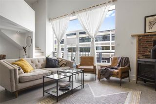 "Main Photo: 219 2001 WALL Street in Vancouver: Hastings Condo for sale in ""Cannery Row"" (Vancouver East)  : MLS®# R2381603"