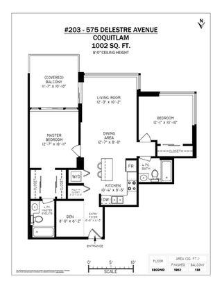 "Photo 20: 203 575 DELESTRE Avenue in Coquitlam: Coquitlam West Condo for sale in ""CORA"" : MLS®# R2382731"