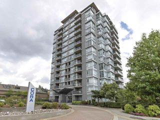 "Photo 1: 203 575 DELESTRE Avenue in Coquitlam: Coquitlam West Condo for sale in ""CORA"" : MLS®# R2382731"