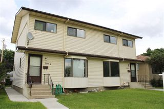 Photo 1: 7940 - 7942 82 Avenue in Edmonton: Zone 18 House Duplex for sale : MLS®# E4164696
