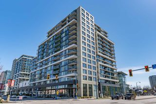 "Photo 1: 1008 7788 ACKROYD Road in Richmond: Brighouse Condo for sale in ""QUNITET"" : MLS®# R2402091"