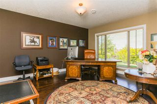 Photo 22: 238 AMBLESIDE Drive in Edmonton: Zone 56 House Half Duplex for sale : MLS®# E4174559