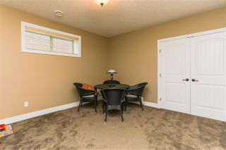 Photo 24: 238 AMBLESIDE Drive in Edmonton: Zone 56 House Half Duplex for sale : MLS®# E4174559