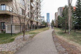 Photo 39: 510 10303 111 Street in Edmonton: Zone 12 Condo for sale : MLS®# E4179862