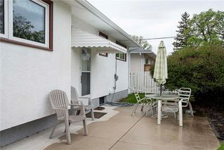Photo 27: 41 Cabot Crescent in Winnipeg: Pulberry Residential for sale (2C)  : MLS®# 202011404