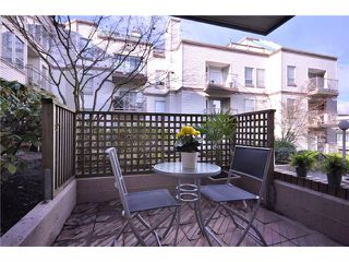 """Photo 8: 109 910 W 8TH Avenue in Vancouver: Fairview VW Condo for sale in """"THE RHAPSODY"""" (Vancouver West)  : MLS®# V871351"""