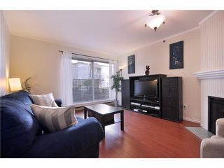"""Photo 4: 109 910 W 8TH Avenue in Vancouver: Fairview VW Condo for sale in """"THE RHAPSODY"""" (Vancouver West)  : MLS®# V871351"""