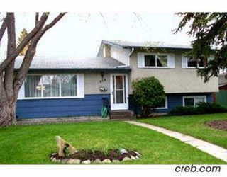 Photo 1:  in CALGARY: Acadia Residential Detached Single Family for sale (Calgary)  : MLS®# C2367802
