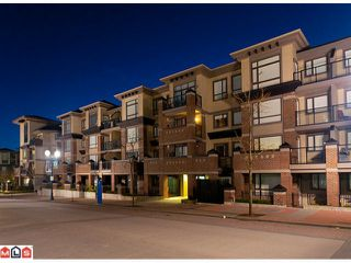 "Photo 1: 413 10822 CITY Parkway in Surrey: Whalley Condo for sale in ""ACCESS"" (North Surrey)  : MLS®# F1111205"