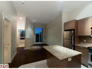 "Photo 2: 413 10822 CITY Parkway in Surrey: Whalley Condo for sale in ""ACCESS"" (North Surrey)  : MLS®# F1111205"