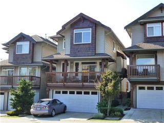 "Photo 1: 2 2381 ARGUE Street in Port Coquitlam: Citadel PQ House for sale in ""CITADEL LANDING"" : MLS®# V916464"