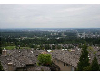 Photo 3: 62 2979 PANORAMA Drive in Coquitlam: Westwood Plateau Condo for sale : MLS®# V959536
