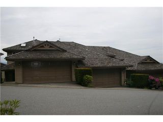 Photo 1: 62 2979 PANORAMA Drive in Coquitlam: Westwood Plateau Condo for sale : MLS®# V959536