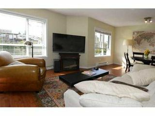 "Photo 3: 307 555 W 14TH Avenue in Vancouver: Fairview VW Condo for sale in ""CAMBRIDGE PLACE"" (Vancouver West)  : MLS®# V1055702"