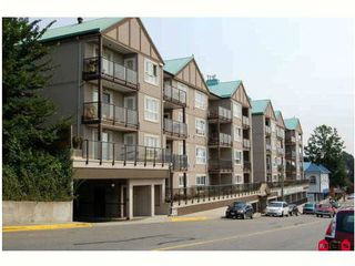 "Main Photo: 309 33165 2ND Avenue in Mission: Mission BC Condo for sale in ""MISSION MANOR"" : MLS®# F1411336"