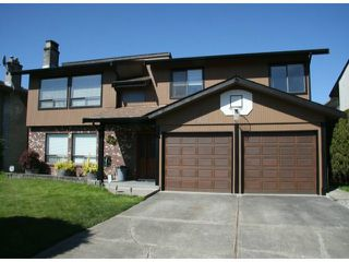Main Photo: 2907 WILLBAND Street in Abbotsford: Central Abbotsford House for sale : MLS®# F1411535