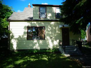 Photo 1: 280 Marjorie Street in WINNIPEG: St James Residential for sale (West Winnipeg)  : MLS®# 1415038