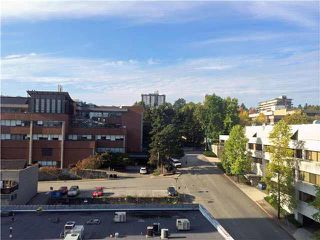 "Photo 11: 703 720 CARNARVON Street in New Westminster: Downtown NW Condo for sale in ""CARNARVON TOWERS"" : MLS®# V1089778"
