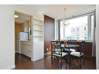 """Photo 4: 1104 2165 W 40TH Avenue in Vancouver: Kerrisdale Condo for sale in """"THE VERONICA"""" (Vancouver West)  : MLS®# V1093673"""