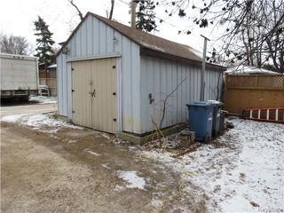 Photo 12: 1104 Edderton Avenue in WINNIPEG: Manitoba Other Residential for sale : MLS®# 1502361