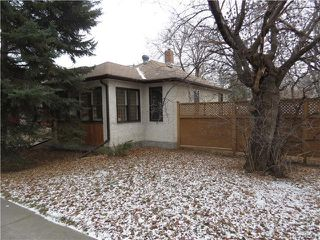 Photo 1: 1104 Edderton Avenue in WINNIPEG: Manitoba Other Residential for sale : MLS®# 1502361
