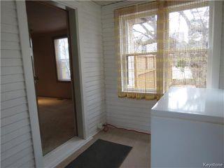 Photo 8: 1104 Edderton Avenue in WINNIPEG: Manitoba Other Residential for sale : MLS®# 1502361