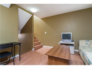"Photo 5: 242 BALMORAL Place in Port Moody: North Shore Pt Moody Townhouse for sale in ""BALMORAL PLACE"" : MLS®# V1109528"