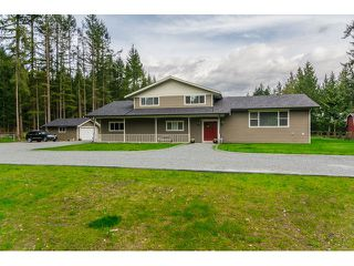 Photo 1: 2050 198TH Street in Langley: Brookswood Langley House for sale : MLS®# F1435854